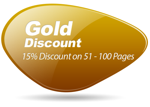 Gold Discount