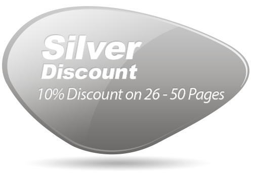 Silver Discount
